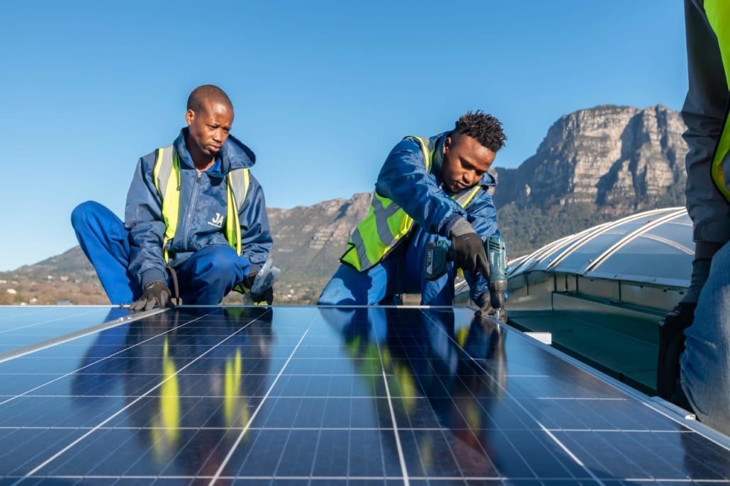 Finance Options For Rooftop Solar Pv In Southern Africa